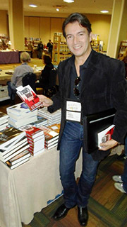 A.C. Frieden at Bouchercon 2012