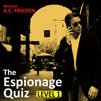 The Espionage Quiz Level 1