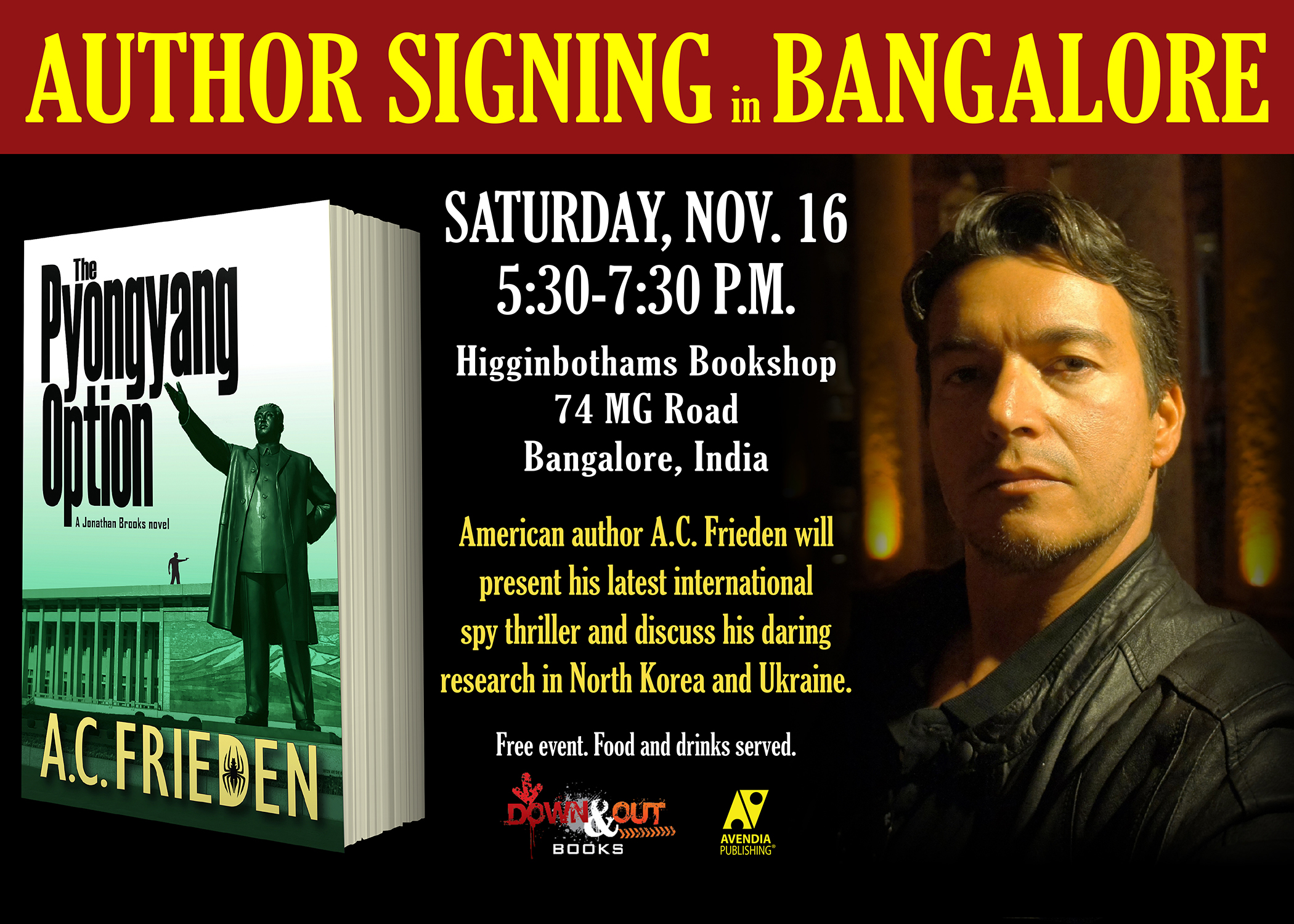Book Signing India